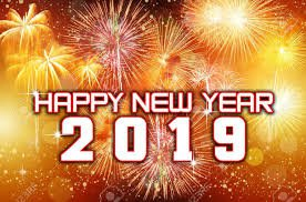 NEW YEAR HOLIDAYS 2019