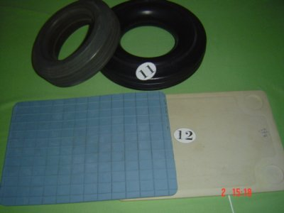 Technical rubber